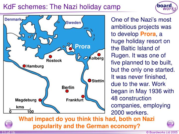 KdF schemes: The Nazi holiday camp
