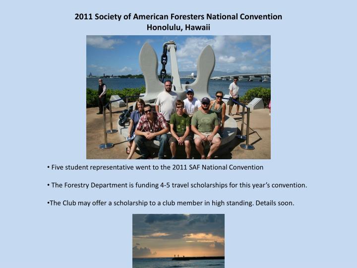 2011 Society of American