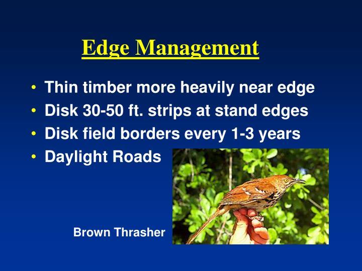 Edge Management