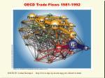 oecd trade flows 1981 1992