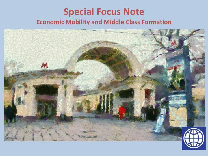 Special Focus Note