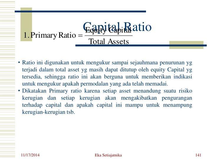 Capital Ratio