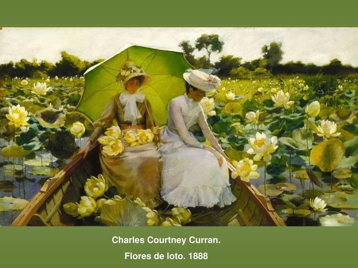Charles Courtney Curran.