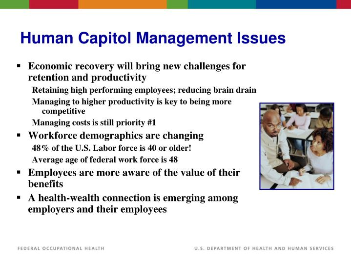 Human Capitol Management Issues