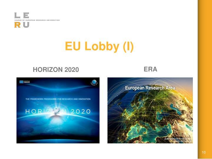 EU Lobby (I)