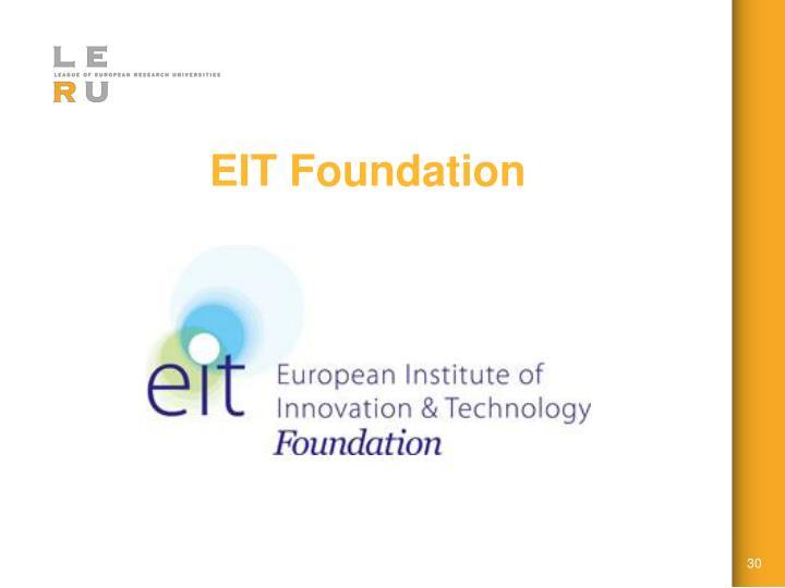 EIT Foundation