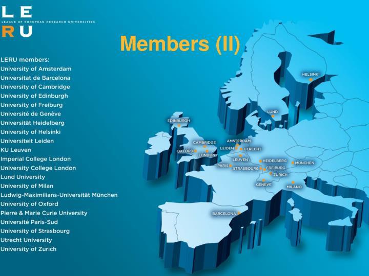 Members (