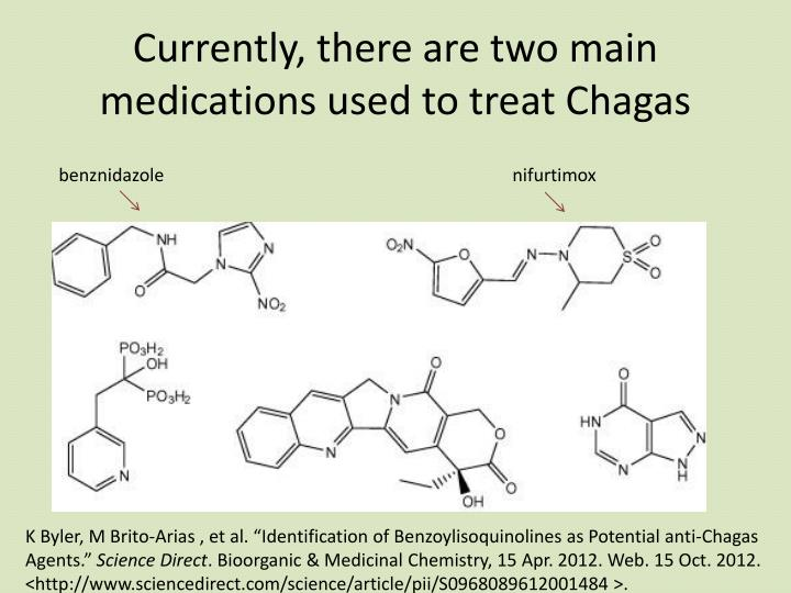 Currently, there are two main medications used to treat