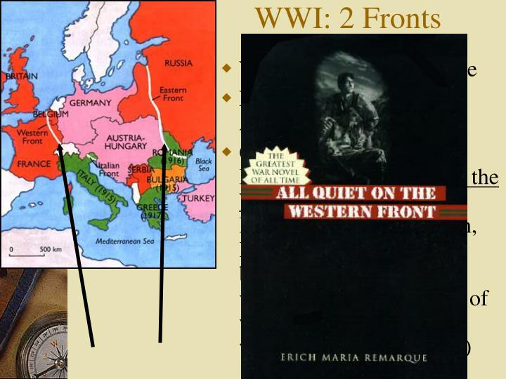 WWI: 2 Fronts