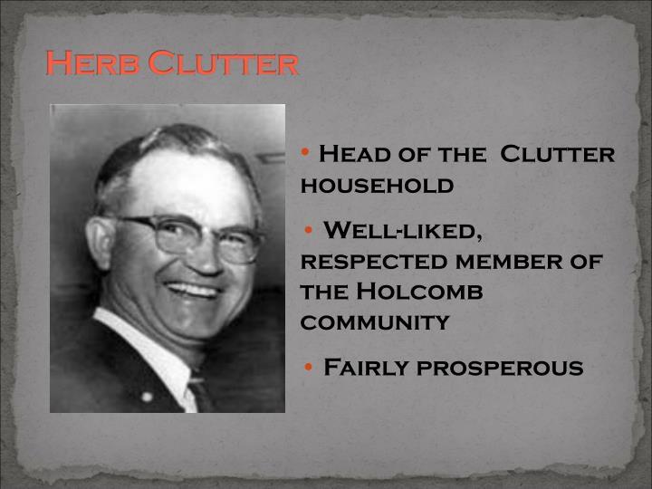 Herb Clutter