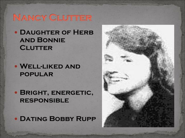 Nancy Clutter