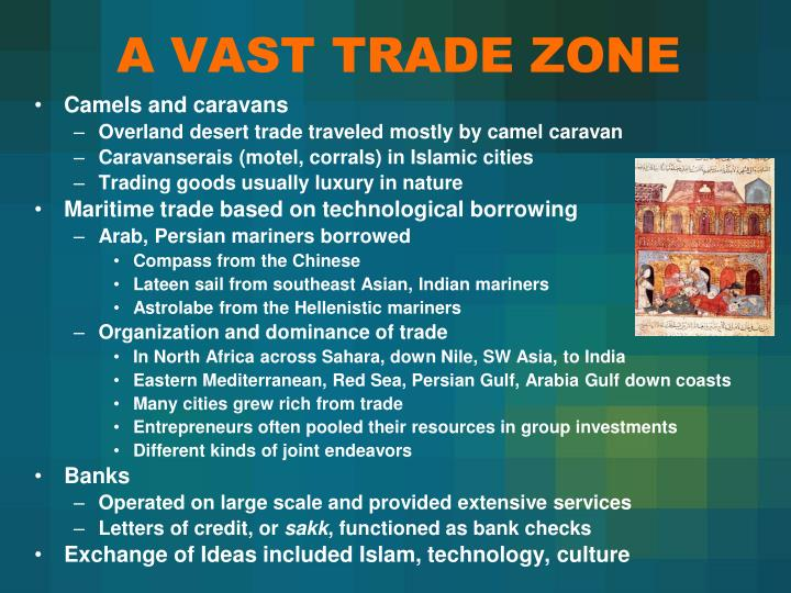 A VAST TRADE ZONE