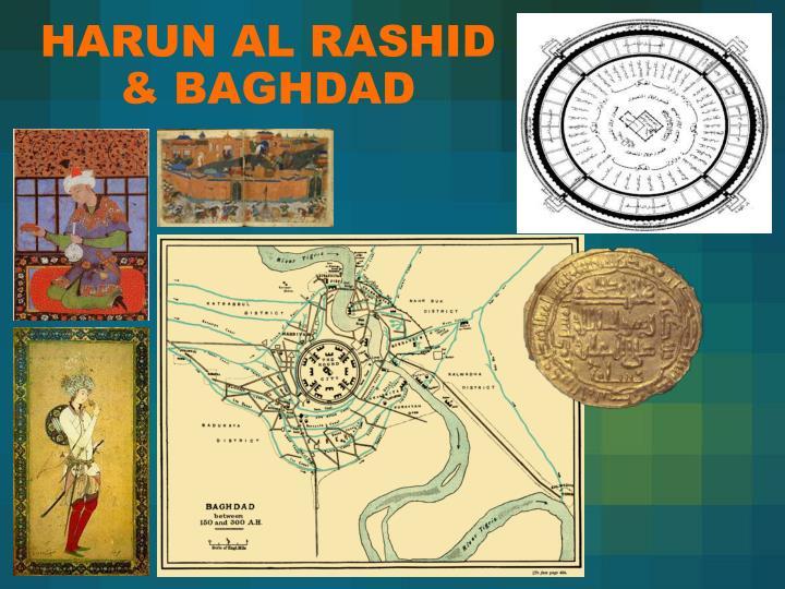 HARUN AL RASHID