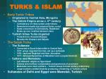 turks islam