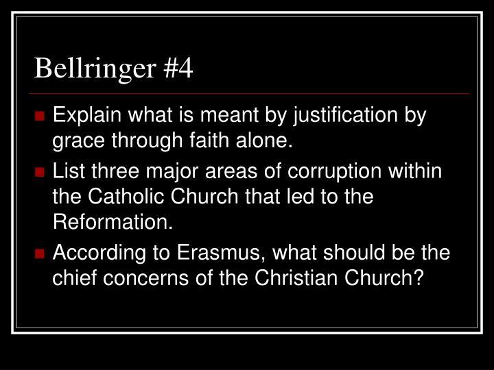 Bellringer #4