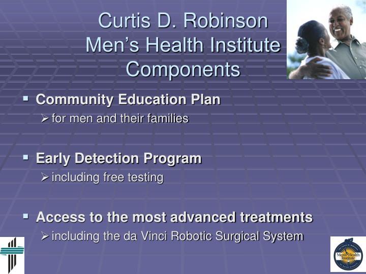 Curtis D. Robinson