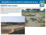 australia jnf kkl projects completed in 201110