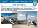 australia jnf kkl projects completed in 201111
