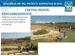 australia jnf kkl projects completed in 20119