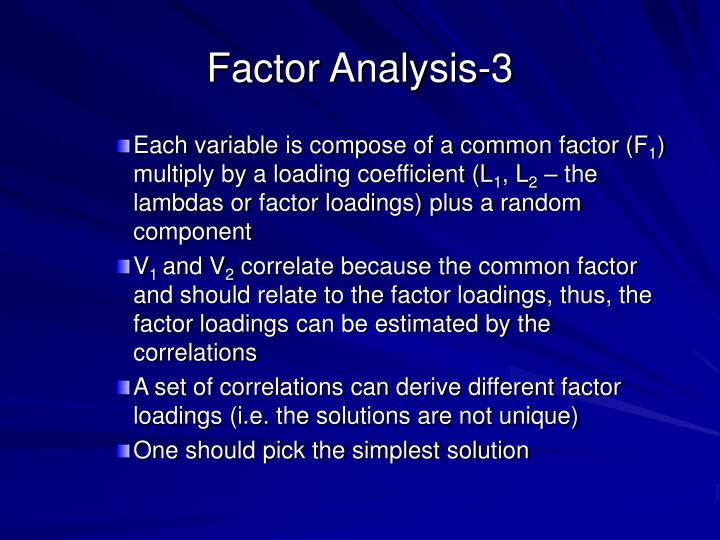 Factor Analysis-3