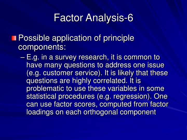 Factor Analysis-6