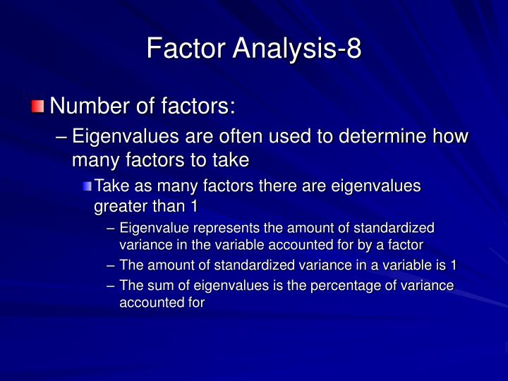 Factor Analysis-8