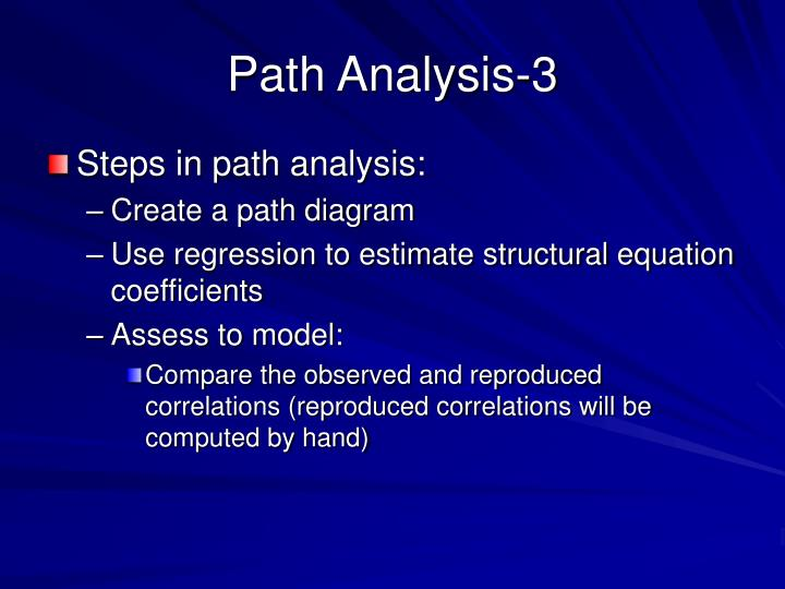 Path Analysis-3