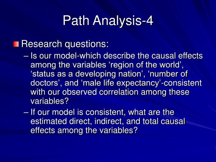 Path Analysis-4