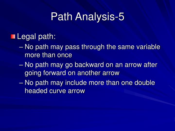 Path Analysis-5
