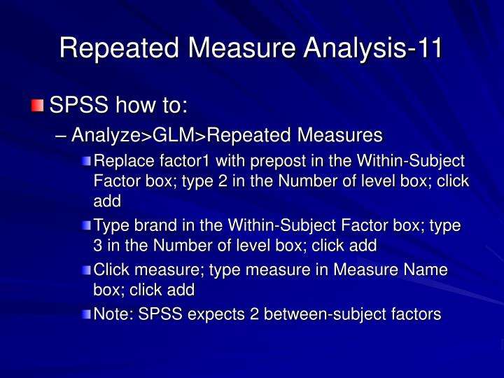 Repeated Measure Analysis-11