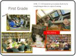first grade1