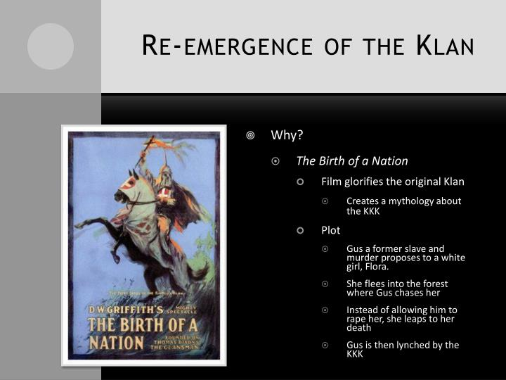 the origin and history of the ku klux klan The most prominent of these, the ku klux klan, was formed in pulaski,  tennessee, in 1865 originally founded as a social club for former confederate  soldiers,.