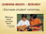 learning groups research6