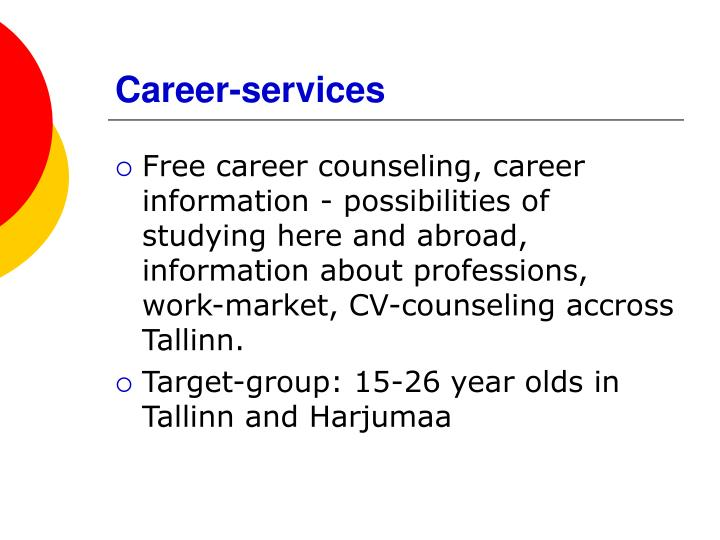 Career-services