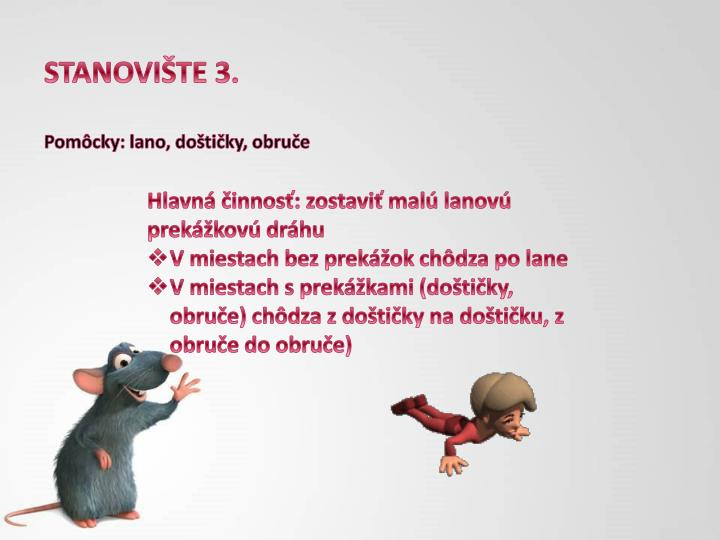 STANOVIŠTE 3.