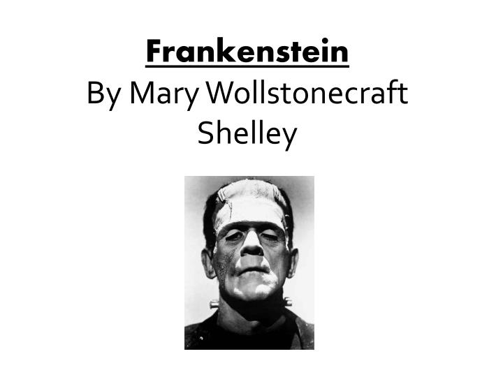 an analysis of interdependence of people and society in frankenstein by mary shelley