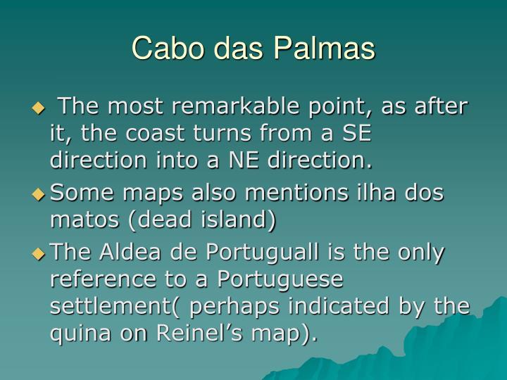 Cabo das Palmas