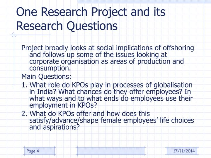 research project questions Home research inspiring research research topics directory a to z list of research topics inspiring research research topics: a + 20th and 21st century group + atlantic archipelagos research project (aarp.