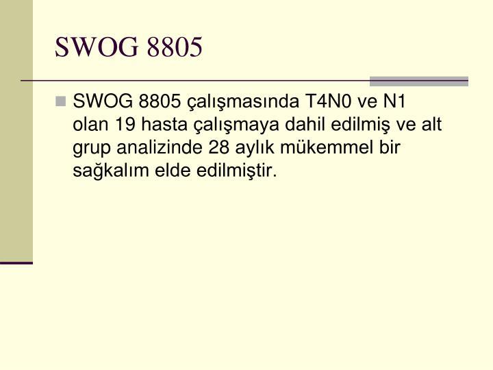 SWOG 8805
