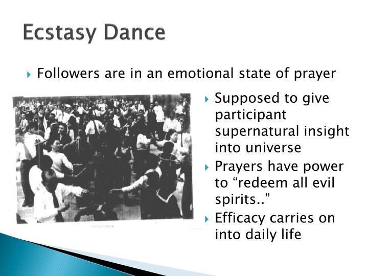 Ecstasy Dance