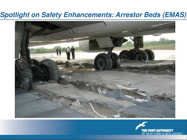Spotlight on Safety Enhancements: Arrestor Beds (EMAS)
