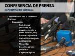 conferencia de prensa el portavoz en escena 1