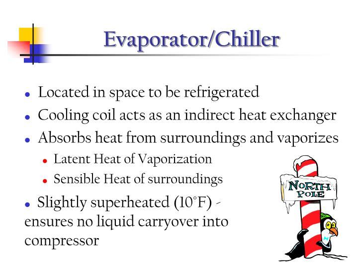 Evaporator/Chiller