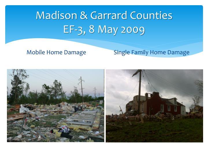 Madison & Garrard Counties