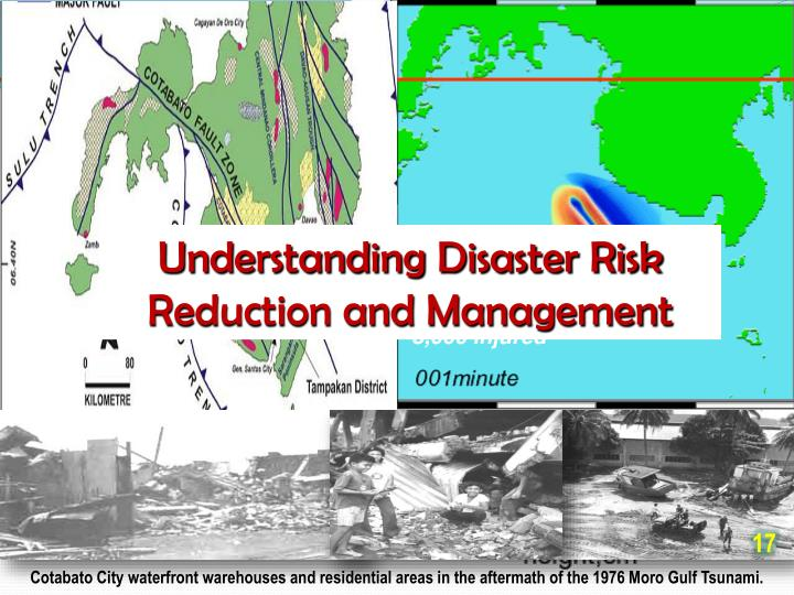Understanding Disaster Risk Reduction and Management