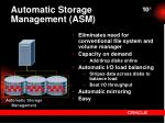 automatic storage management asm1
