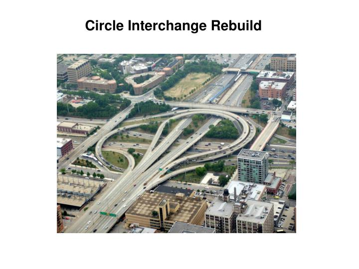 Circle Interchange Rebuild