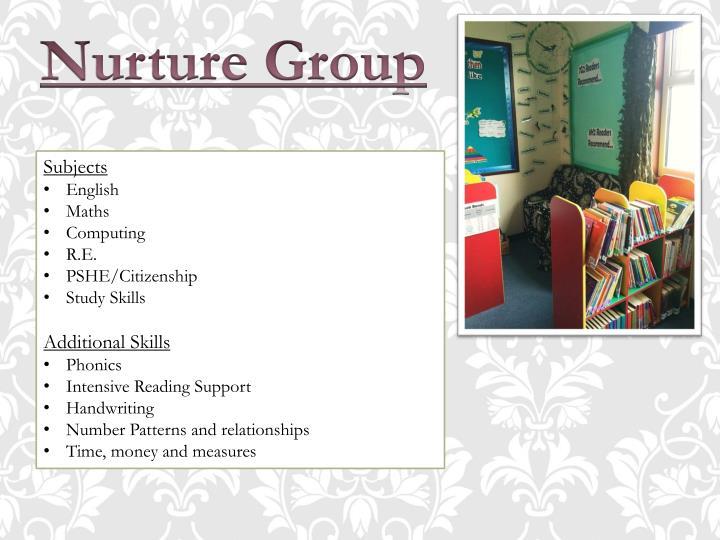 Nurture Group