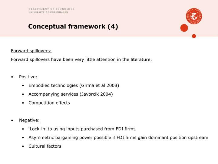 Conceptual framework (4)