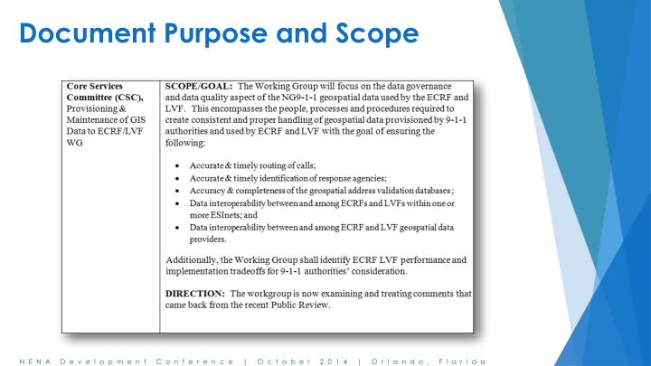 Document Purpose and Scop
